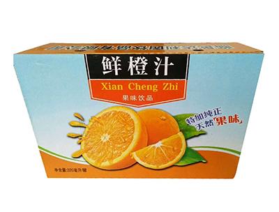 蓝航鲜橙汁饮料