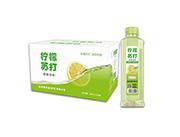 柠檬苏打果味饮料400mlX24瓶