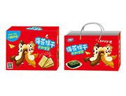 纯美滋儿童成长型海苔饼干礼盒