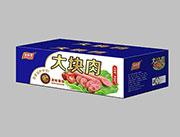 大块肉美味香肠