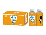 中奥饮品橙汁果汁饮料400mlx15瓶