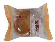 谷蔬益生元红豆软香包红豆