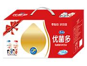 心牧语优菌多乳酸菌风味饮品礼盒