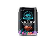 英牛能量咖啡饮料天然咖啡自然提神250ml