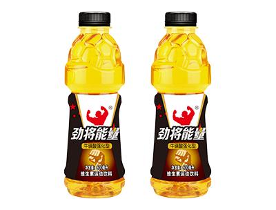 劲将能量牛磺酸强化型维生素运动饮料600ml