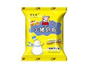 同百福小�i�奇�c心面香酥芝麻味28g