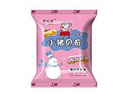 同百福小�i�奇�c心面蜜汁牛排味28g