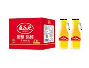 益乐欢蜜酿果醋苹果醋饮料1.5LX6瓶