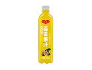 恋爱果实百香果汁益生菌果汁饮料480ml