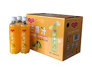 恋爱果实芒果汁益生菌果汁饮料480mlX15支