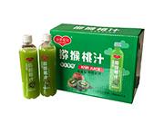 恋爱果实猕猴桃汁益生菌果汁饮料480mlX15支