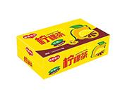 恋爱果实柠檬茶饮料500ml箱装