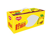 恋爱果实柠檬茶饮料245ml箱装(手提)