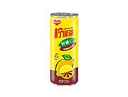 恋爱果实柠檬茶饮料500ml