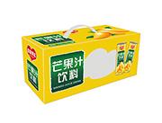恋爱果实芒果汁饮料245mlX12罐(手提)