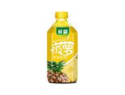 餐霸菠萝风味饮料1L