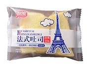 友浓经典美味乳酪味法式吐司称重