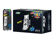 浩明黑风暴碳酸饮料500ml×12罐