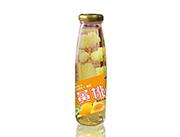米奇�S桃果粒水果�料265ml