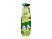 米奇葡萄果粒水果�料265ml