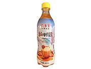 高洛��秘蜜花园蜂蜜汽水饮料500ml