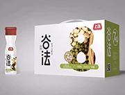 上首井然谷法7+1复合型绿豆粗粮饮品268ml×10瓶