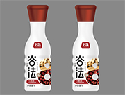 上首井然谷法7+1复合型红豆粗粮饮品1L