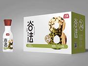 上首井然谷法7+1复合型绿豆粗粮饮品1L×6瓶
