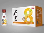 上首井然谷法7+1复合型玉米粗粮饮品1L×6瓶