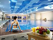 天津赛象酒店游泳池