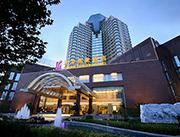 天津赛象酒店大门