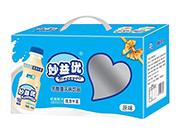 妙益��原味乳酸菌�品�Y盒