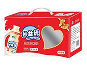 妙益��草莓味乳酸菌�品�Y盒