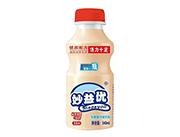 妙益��草莓味乳酸菌�品340ml