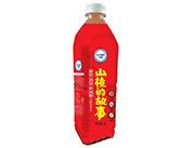 山楂的故事发酵型山楂汁1L