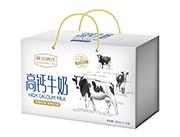 新北冰洋高钙牛奶250ml×12盒