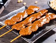 东方馋庄撸串派对豆制品实物图