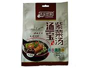 汤宝世家香菇味汤宝紫菜汤60g