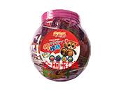 乐彩猫罐装棒棒糖