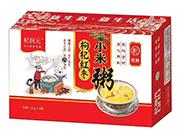 杞润元枸杞红枣小米粥320g×8罐
