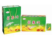 齐乐福芒果汁饮料