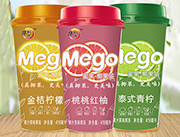华凯兴果汁茶味果冻418ml