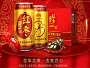 王老吉阿胶红枣果汁饮料