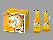 芒果汁饮料箱装