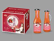 山楂汁饮料箱装