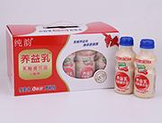 纯韵养益乳草莓味乳酸菌饮品340ml礼盒