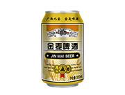 金��啤酒320ml