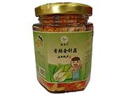 酸嘴吖香辣金针菇