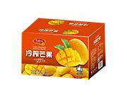 冷榨芒果汁饮料