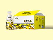 怡莱香蕉奶昔箱装